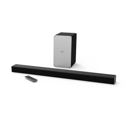 "Vizio 36"" 2.1 soundbar with sub SB3621n-E8 $99.99 Costco Free S&H"