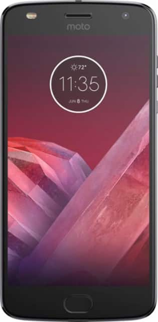 Motorola Moto Z2 Play New Line/New Account Verizon $24 Best Buy ($0.99 x 24 months. Req. 24 months Bill Credits @ $7/mo.)