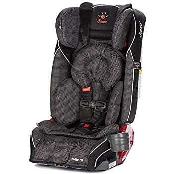 Diono Radian RXT All-in-One Convertible Car Seat, for Children from Birth to 120 pounds, Shadow $182