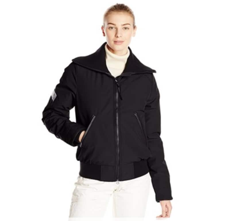 Canada Goose Women's Huron Bomber 80% off $120 (regular $595) + $5 shipping $125