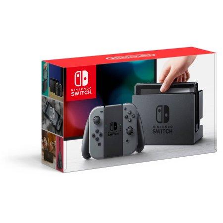 Nintendo Switch with Gray Joy-Con for $300 w/ free shipping @ Walmart