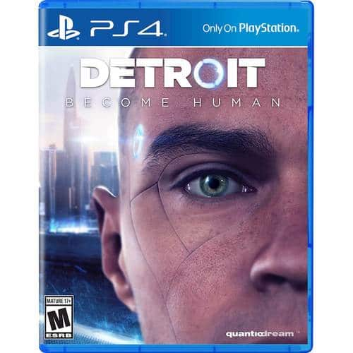 Detroit: Become Human (PS4) $49.99 ($39.99 with GCU) @ Best Buy