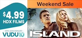 Vudu Weekend sale: $4.99 HDX to own movies, Seasons under $10 9/1-9/4