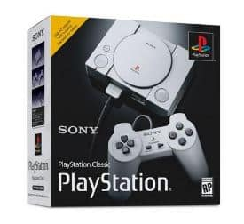 Select GameStop Stores: Sony PlayStation Classic Console