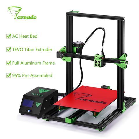 TEVO Tornado 3D Printer $339.99