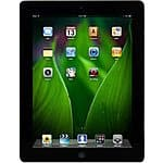 16GB Apple iPad 4 WiFi + 4G LTE AT&T Tablet (Refurb)  $160 & More + Free S&H