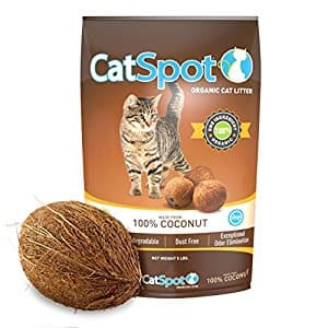CatSpot Coconut Litter - $17.99 + 10% off 2+ bags (with $2 coupon) $16.2