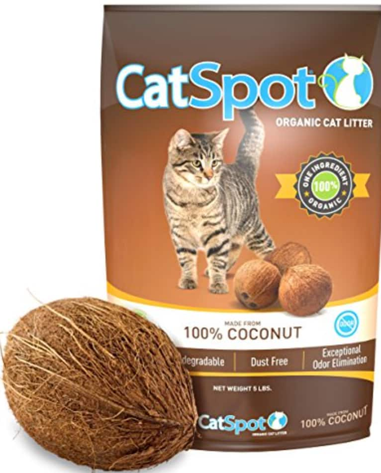 CatSpot coconut litter - Several Black Friday / Cyber Monday deals - as low as 11.25! $11.25