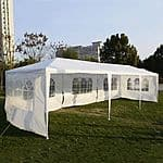 10-Foot x 30-Foot Outdoor Gazebo Tent Canopy for $94.95 + free shipping