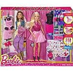 Barbie Fashion Activity Gift Set @ $13 (Was 29.97)  at Walmart