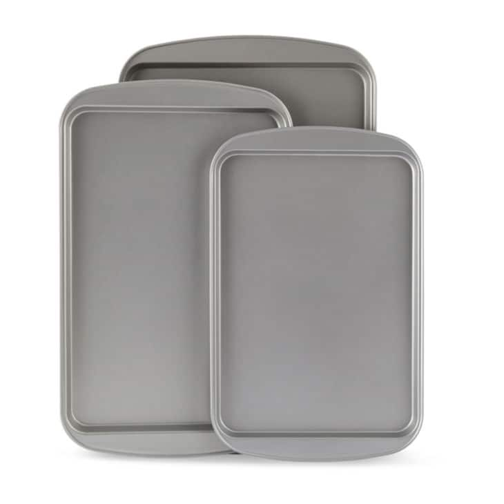 Cooks 3-PC. Cookie Sheet Set  JCPenney $2.49