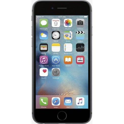 iPhone 6s 32GB Verizon Prepaid @ Target (YMMV) $75