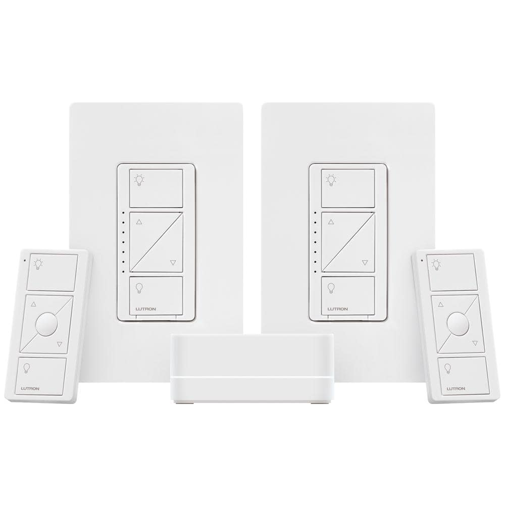 Awesome Home Depot Special Buy of the Day Caseta by Lutron Lighting starter kit