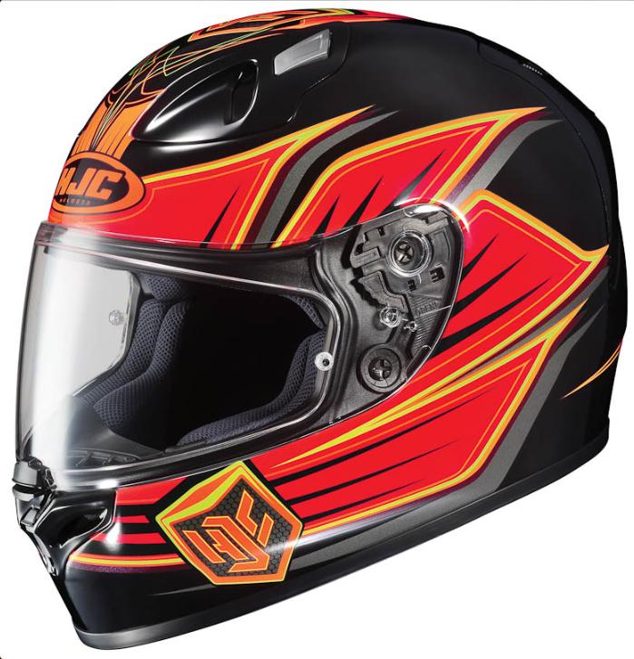 HJC FG-17 Motorcycle Helmet (XL & XXL) - $67 + $12 s/h - Motorcyclegear.com