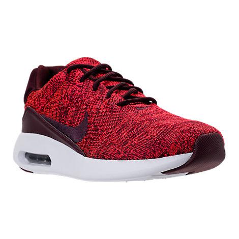 Nike Air Max Modern Flyknit Red Bule 876066 414 Mens Running Shoes Sneakers 876066 414