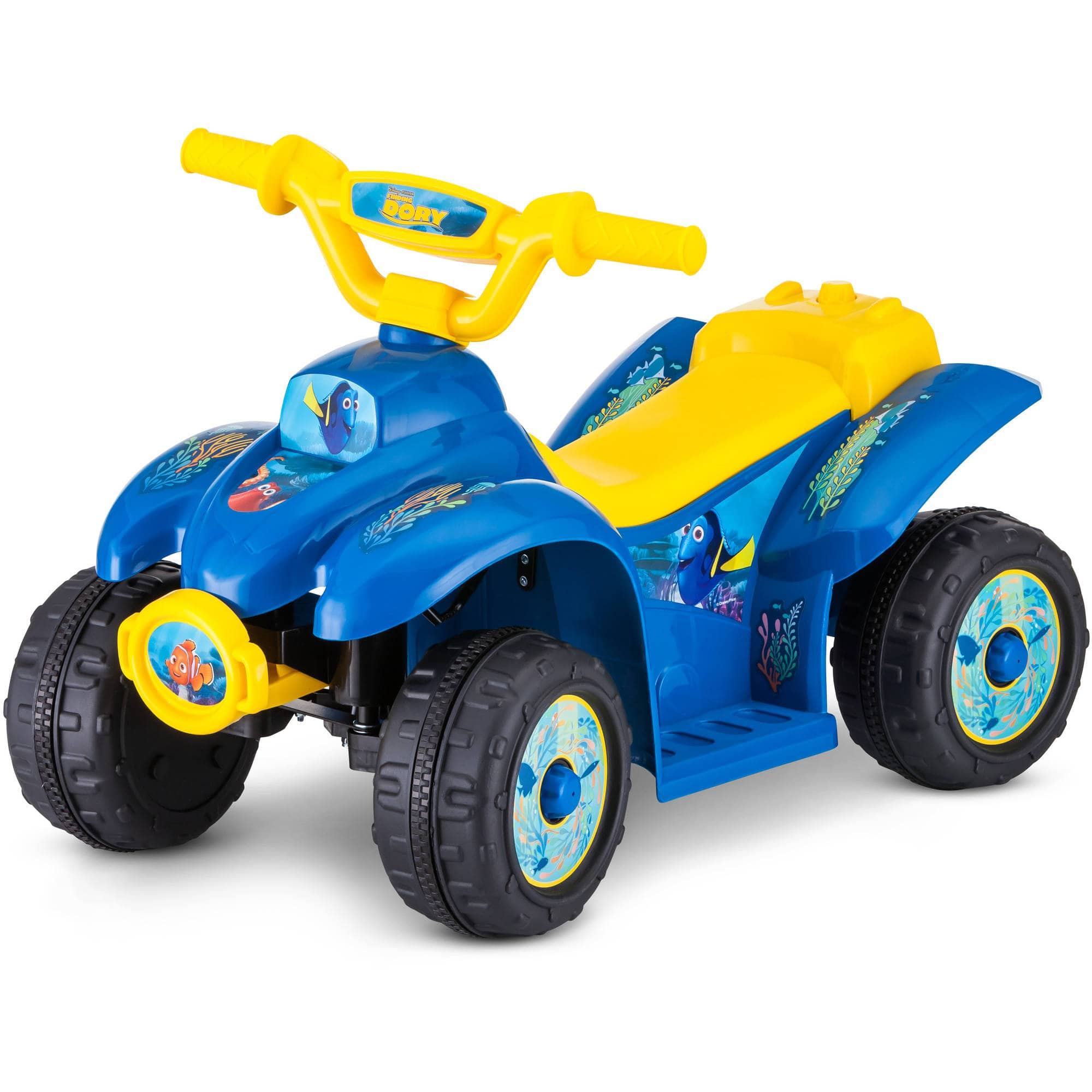 6V Disney Finding Dory Toddler Quad Ride-On Walmart $29 + Free Store Pickup at Walmart