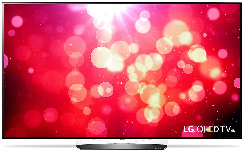 """LG Electronics 4K Ultra HD Smart OLED TV (2017 Model) OLED55C7P 55"""" $1399, OLED65B7A $1999 + Free Shipping"""