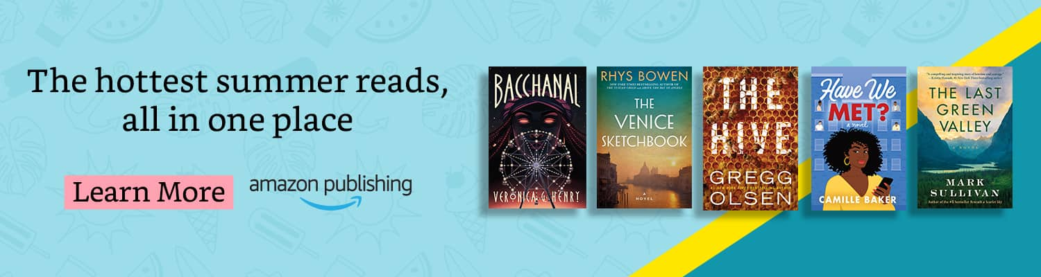Amazon First Reads - Free Kindle ebook for Prime Members (August 2021)