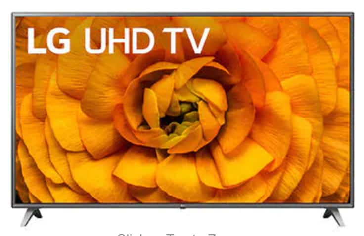 """75"""" LG UN8570 Series - 4K UHD LED LCD TV - COSTCO Members Price is LIVE on 9/30/2020 $849.99"""