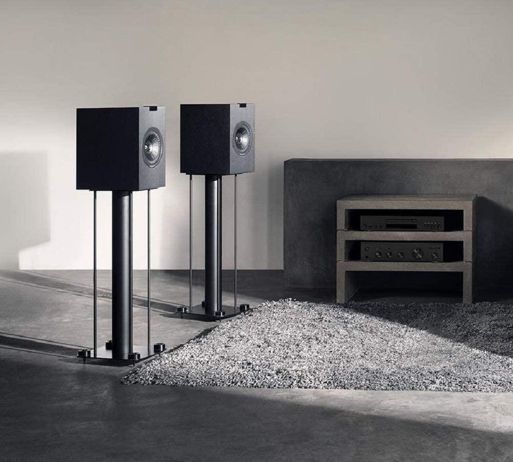 KEF Q150B Q150 Bookshelf Speakers (Pair, Black) $299.98 + Free Shipping at Amazon