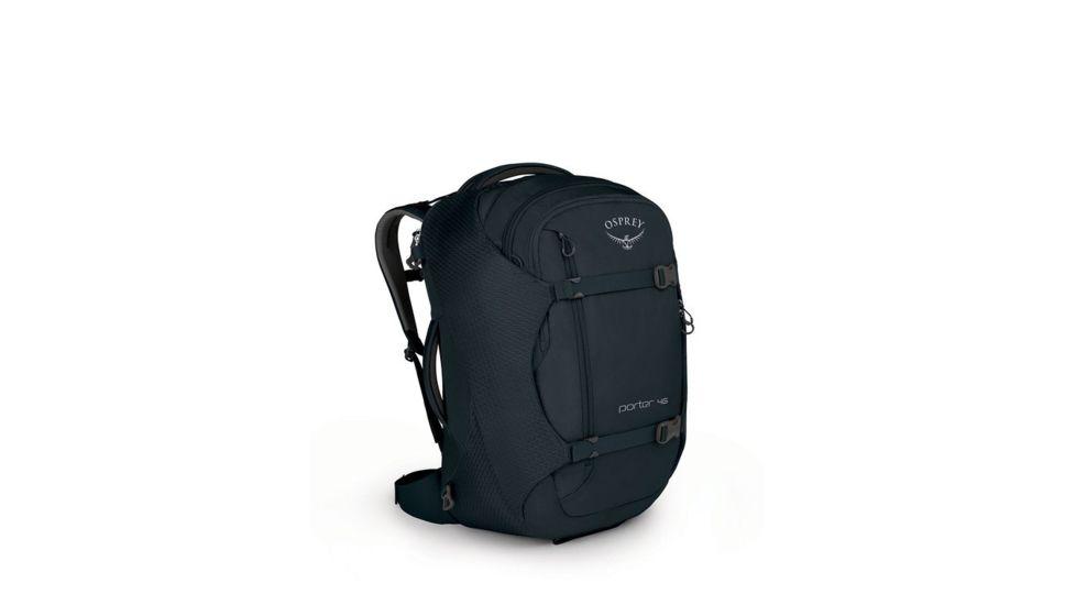 Osprey Porter 46 Travel Backpack (Kraken Blue) $85 + free shipping (OR Castle Grey at $89)