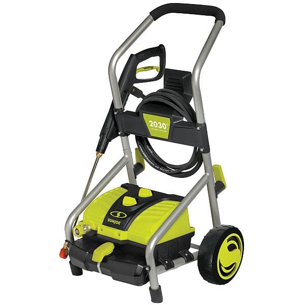Sun Joe SPX4000 2030 PSI 1.76 GPM 14.5-Amp Electric Pressure Washer w/ Pressure-Select Technology $129.99 at Bjs.com