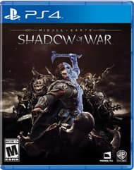Middle-earth: Shadow of War - Gamestop 25.00 free in store pickup