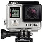 GoPro Sale Hero4 Black $369.99 / Hero4 Silver $349.99 / Hero4 Session $329.99 /Hero + LCD $254.99