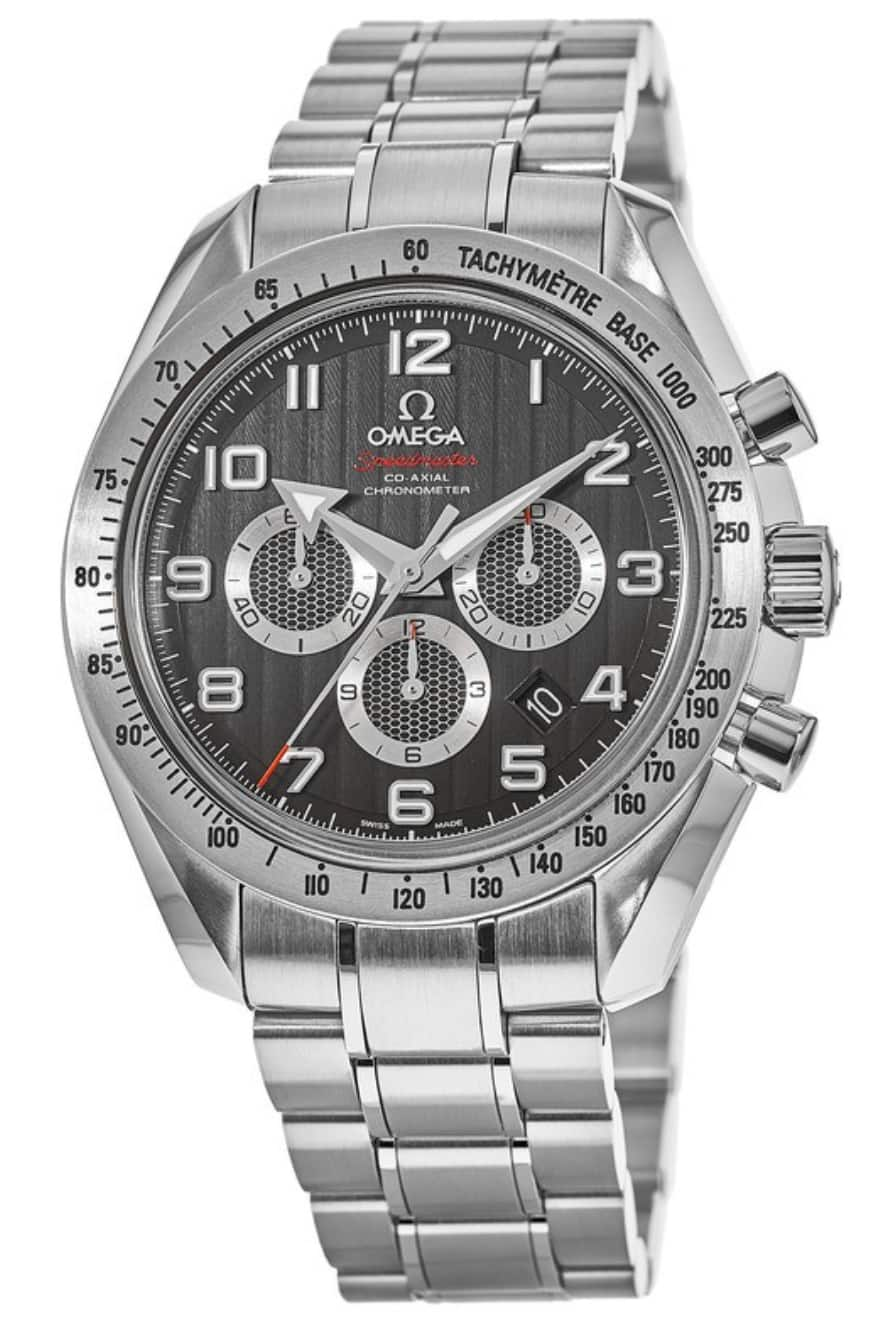 Omega Speedmaster Broad Arrow Automatic Chronograph Watch $3245 + free s/h