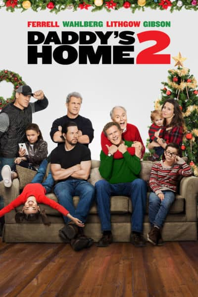 Daddy's Home / Daddy's Home 2 Double Feature iTunes 4K $2.95 at Digital World HD?
