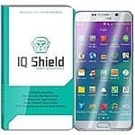 IQShield Samsung Galaxy Note 5 Tempered Glass Screen Protector $1.98 Shipped & Full Body only $1.98 Shipped or Screen Protector $.98 via Amazon.com