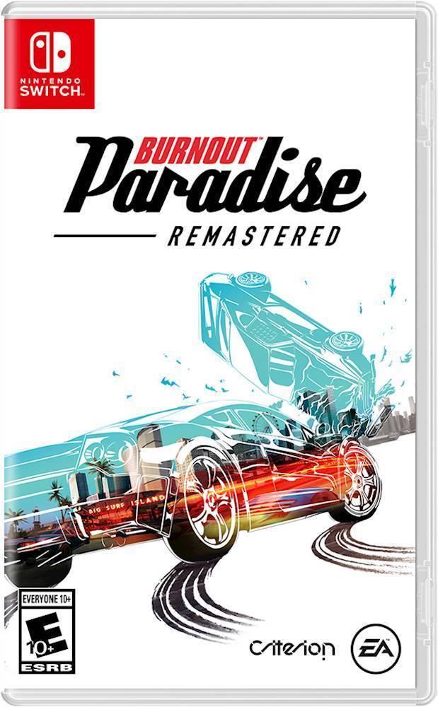 Best Buy - Burnout Paradise Remastered Nintendo Switch - $9.99