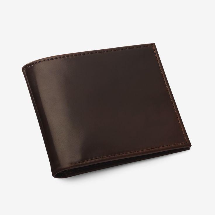 Shell Cordovan Wallets $181.60 (Orig. $350) from Allen Edmonds