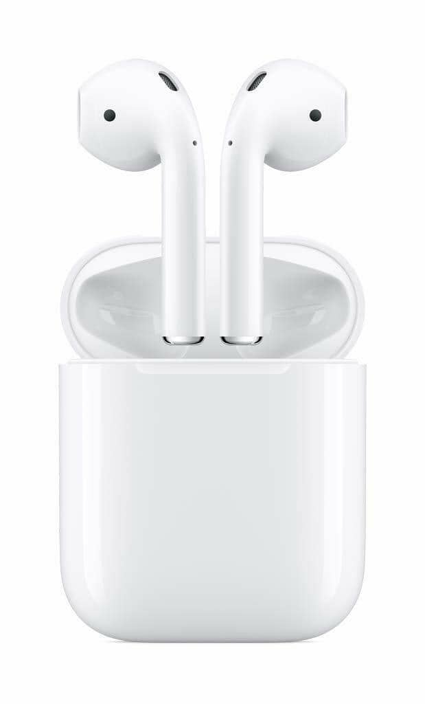 Apple AirPods 2nd Gen Refurb with charging case $115
