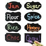 Attmu 48 Chalkboard Label Stickers - $4.61 AC + Free Shipping @ Amazon.com