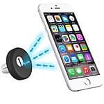 1byone Universal Phone Car Air Vent Powerful Magnetic Mount Holder - $7.99 AC + Free Prime Shipping @ Amazon