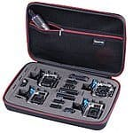 Smatree Large Zippered GoPro Case - $19.99 AC + FSSS @ Amazon