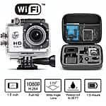 Neewer 12MP 1080P WIFI Sports Camera with 1.5Inch LCD Display - $61.99 AC + FSSS @ Amazon