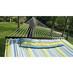 SueSport Heavy Duty Quilted Fabric Hammock - $53.23 AC + Free Shipping @ Amazon