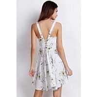 Deal: Floral Day Dress and Crossover Skater Dress - $19.92 FS each @ Oasap.com