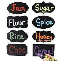 Amazon Deal: Attmu 48 Chalkboard Label Stickers - $4.61 AC + Free Shipping @ Amazon.com