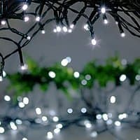 Amazon Deal: Ecandy Solar Powered LED String Light,39ft 12m 100 LED Solar Fairy String Lights - $11.99 AC + Free Prime Shipping @ Amazon