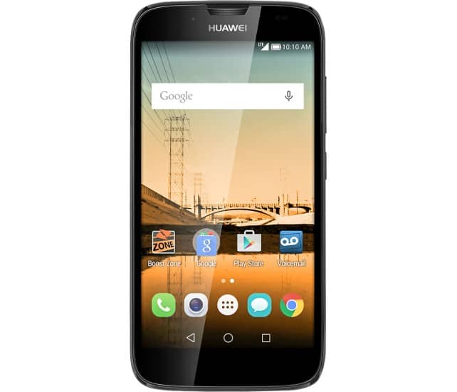 Boost Mobile - Huawei Union or ZTE Speed No-Contract Cell Phone - Black for $9.99 + Free Store Pickup (Deal is Back) (Bestbuy)