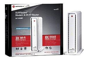 Certified Refurbished ARRIS SURFboard SBG6782AC DOCSIS 3.0 Cable Modem/ Wi-Fi AC1750 Router - Retail Packaging - White for $74.99 + FS (Prime) (Amazon)