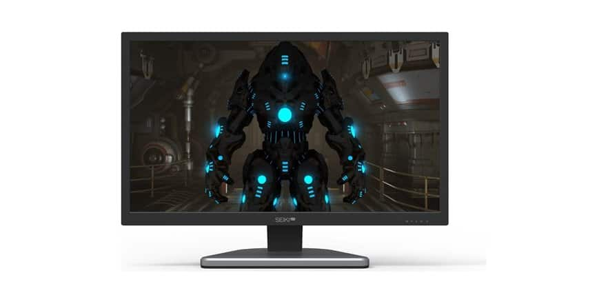 "Brand New Seiki Pro SM28UTR 28"" 4K LED-Lit Monitor for $$259.99 + $5 shipping (Woot.com)"