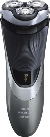 Philips Norelco - 4700 Electric Shaver - Black/Silver for $49.99 + FS (Bestbuy)