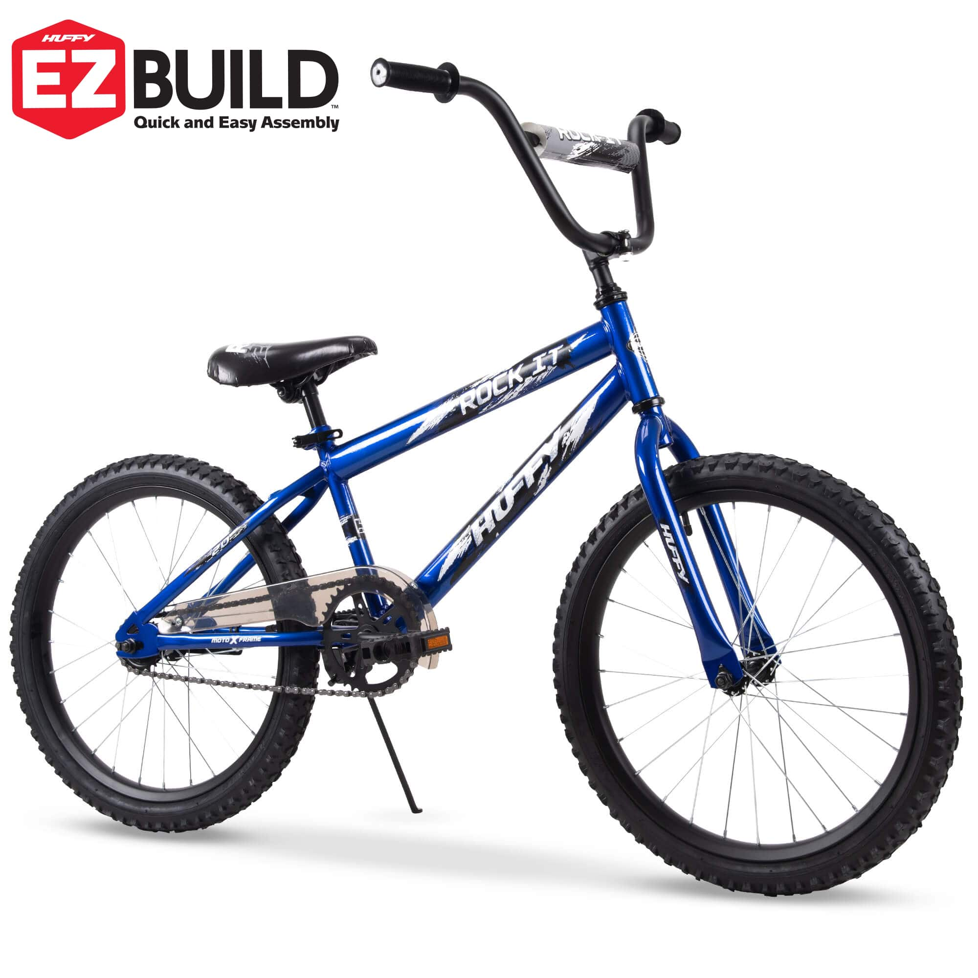 Huffy 20-Inch Rock It Boys Bike , Royal Blue Gloss - Walmart.com - Walmart.com