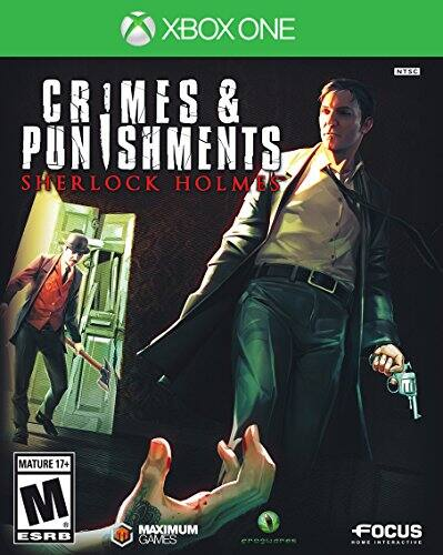 Sherlock Holmes: Crimes & Punishments for Xbox One for $8 + FS