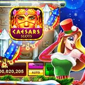 Swagbucks - Play Caesar Casino, Login and collect the daily bonus 10 days in a row to receive 1,500 SB