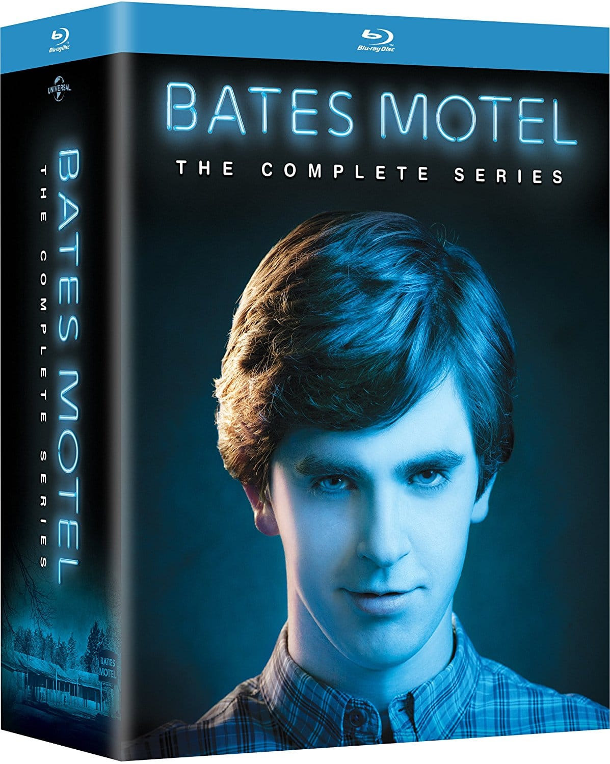 Bates Motel: The Complete Series [Blu-ray] - $78.99 at Amazon